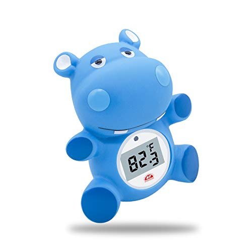 Doli Yearning Baby Bath Thermometer with Room Temperature