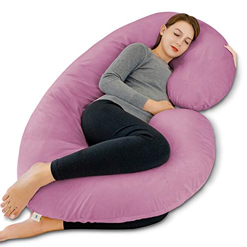 INSEN Pregnancy Body Pillow,Full Body Pillow,C Shaped