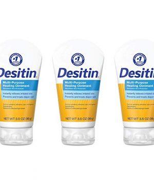 Baby Diaper Rash Ointment with White Petrolatum Skin Protectant