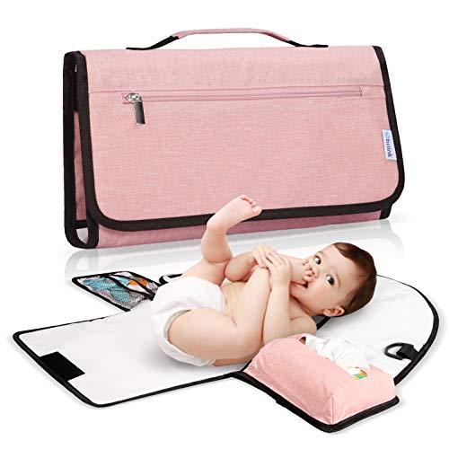 Newborns Travel Changing Pad Soft Cushion
