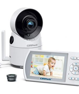Campark Baby Monitor with Camera and Audio