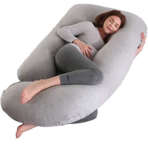 BATTOP Pregnancy Pillow,Full Body Maternity Pillow