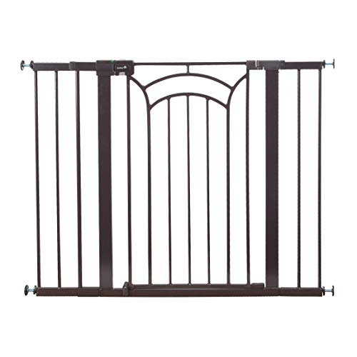 Safety 1st Décor Easy Install Tall, Wide Baby Gate