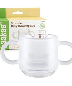 Haakaa Silicone Baby Cup - Durable Training Cup for Baby