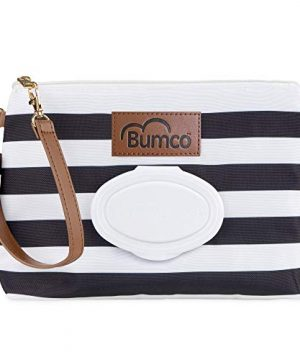 Baby Bumco Diaper Clutch Bag - Water Resistant;