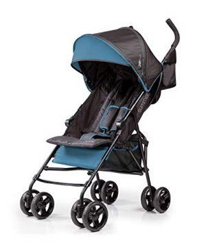Summer 3Dmini Convenience Stroller, Blue/Black