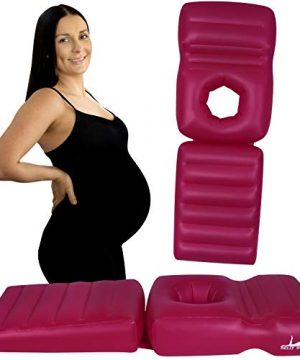 Pregnancy Bed with Hole, Stomach Sleeping Pregnancy Pillow