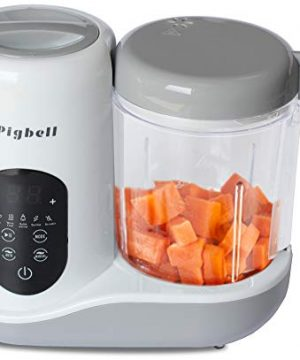 Baby Food Maker and Steamer All in 1 Processor for Toddlers-Steam