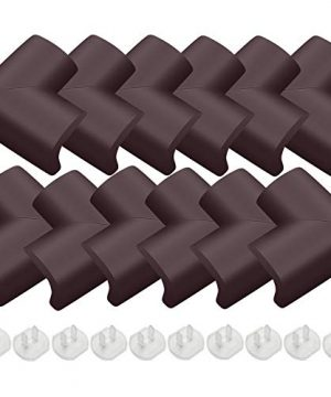 Baby Proofing Corner Protector (12 Pack)
