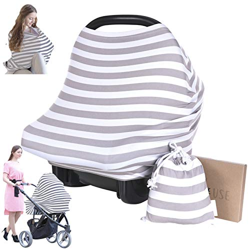 Carseat Canopy Cover - Baby Car Seat Canopy KeaBabies
