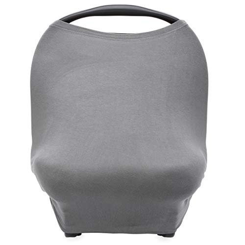Parker Baby 4 in 1 Car Seat Cover for Girls and Boys