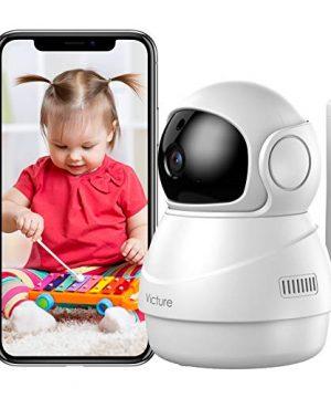 Baby Monitor with Camera Night Vision