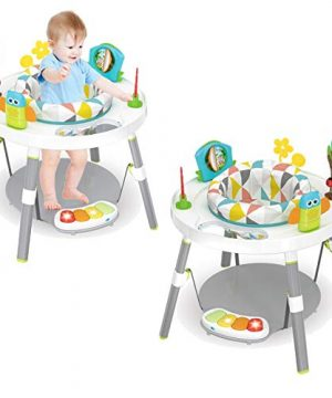 3 in 1 Baby Jump Rocking Chair, with Pedal Piano/Baby