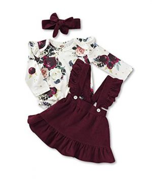 Baby Girl Newborn Outfits 6 Months Girl Clothes