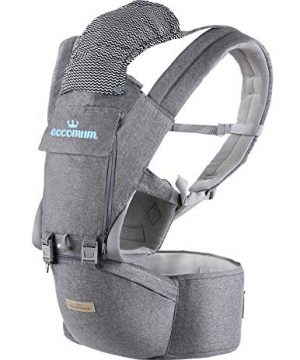 Baby Carrier, Eccomum Multifunction Baby Carrier Hip Seat