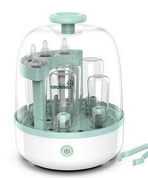 Baby Bottle Sterilizer Breast Pumps Large Capacity