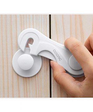 Cabinet Locks - Adoric Child Safety Locks 4 Pack