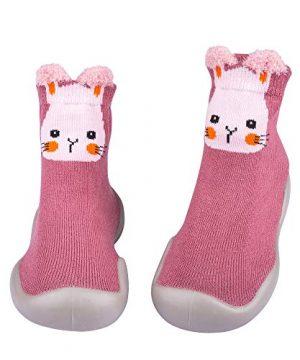 Baby Toddler Sock Shoes Non-Skid Slipper