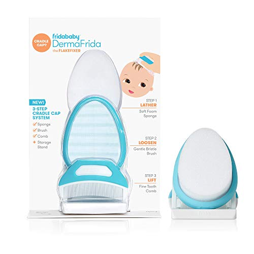 The 3-Step Cradle Cap System by Fridababy
