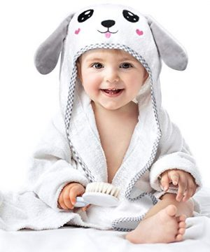 Kaome Large Size Hooded Towels for Baby