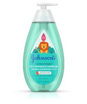 2-in-1 Toddler Kids Shampoo Conditioner Hypoallergenic