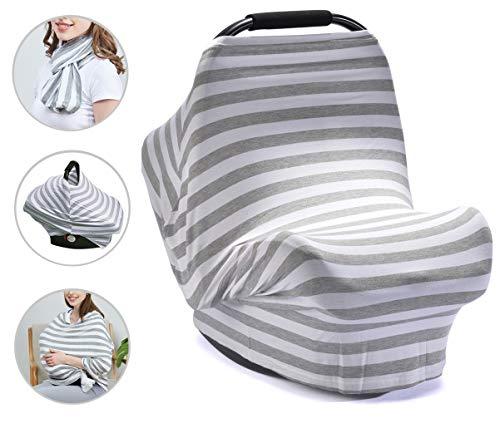 PPOGOO Nursing Cover for Breastfeeding Super Soft Cotton