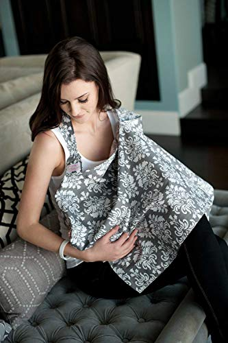 Breast Feeding Nursing Cover with No See Through