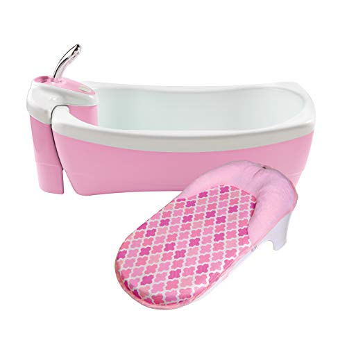 Summer Lil Luxuries Whirlpool Bubbling Spa, Shower