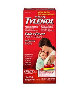 Tylenol Infants' Acetaminophen Liquid Medicine