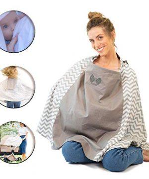 360° Full Privacy Nursing Cover Poncho