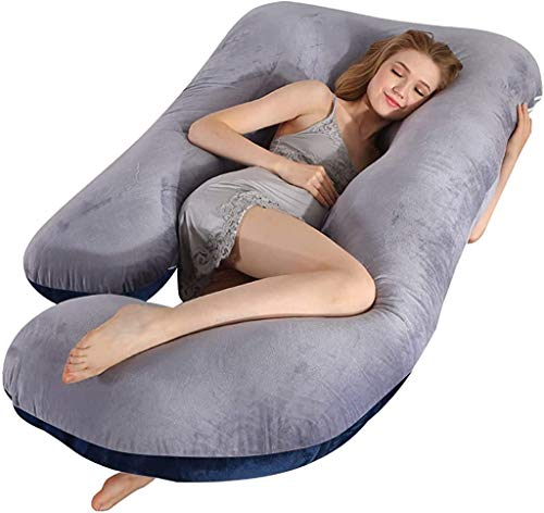 Pregnancy Pillow U-Shaped Full Body Maternity Support