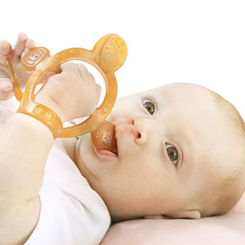 Baby Teething Toys for Babies 3-6 Months