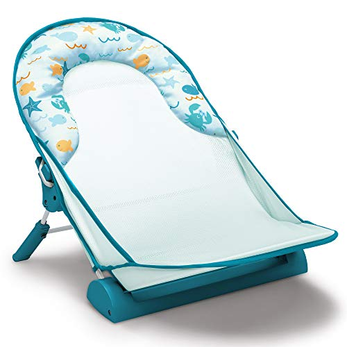 Delta Children Baby Bather – Includes 2 Reclining Positions