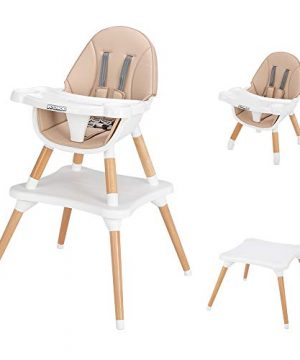 5-in-1 Baby High Chair for Infants to Toddler