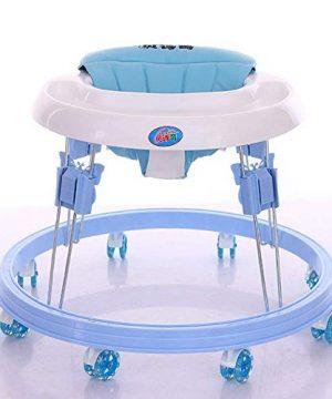 Upgraded Version Baby Walker, Multi-Function Anti-Rollover