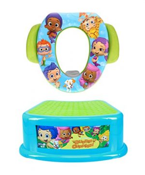 Bubble Guppies Essential Potty Training Duo Kit
