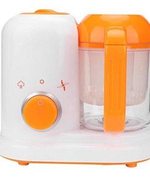 4-in-1 Mini Baby Food Maker Chopper Grinder