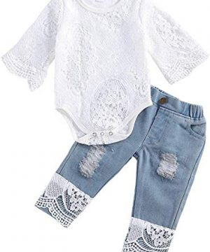 Baby Girl Clothes Outfits Toddler Infant Baby Romper