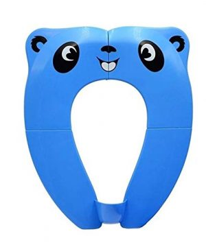 Folding Potty Training Seat,Travel Potty Seat for Boys and Girls