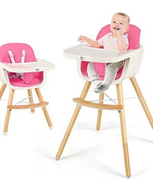 Baby High Chair Booster Seat