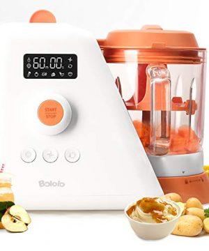 Baby Food Maker, 6 in 1 Baby Food Processor Blender