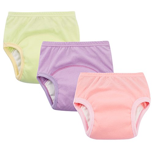 Toddler Girls Potty Training Pants Cotton