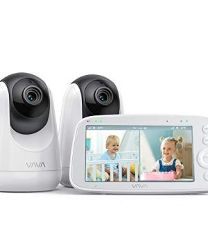 Baby Monitor Split View Night Vision and Thermal Monitor