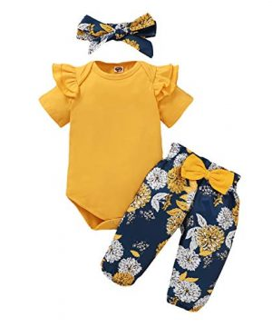 0 to 3 Months Baby Girl Clothes Newborn Outfit