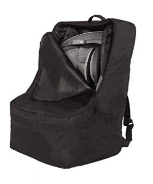 J.L. Childress Ultimate Backpack Padded Car Seat Travel Bag