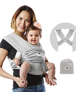 Baby K'tan Original Baby Wrap Carrier, Infant and Child Sling