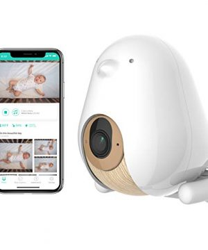 Cubo Ai Plus Smart Baby Monitor: Sleep Safety Alerts