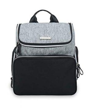 Bananafish Breast Pump Bag - Large Backpack Great for Travel