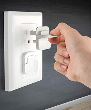 Baby Proofing Outlet Covers (60 Pack) Electric Covers