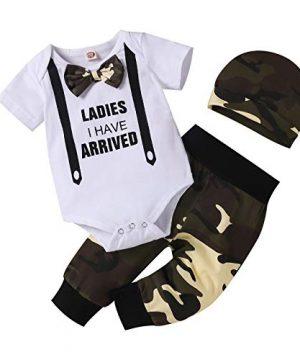 Baby Boy Clothes Stuff Infant Summer 3 Piece